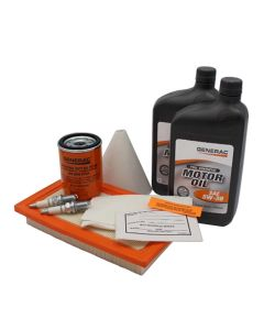 14-17KW Maintenance Kit (990cc Engine) w/ 5W30 Synthetic Oil (Post-Evolution)