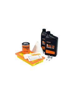 Generac Maintenance Kit with 5W-30 Full Synthetic Oil for 20kW – 24kW Air-Cooled Generators 0J93230SSM