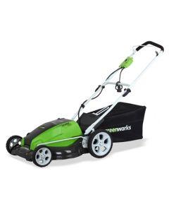 Greenworks Model 25112 - Upper Handle Assembly  31101489