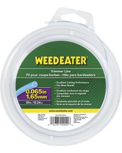 Weed Eater .065 Round Trimmer Line  50 ft.  952701550
